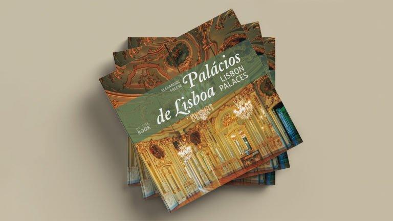 livros Palacios de Lisboa