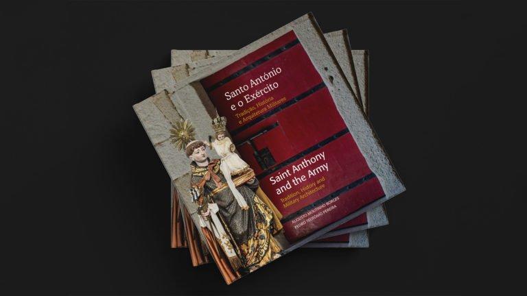 capa do livro Santo Antonio e o Exercito
