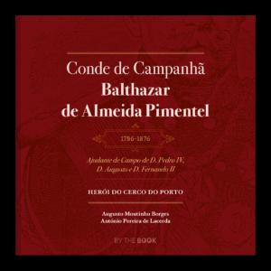 Conde de Campanhã, Balthazar de Almeida Pimentel