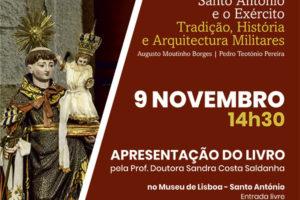 """Apresentação """"Santo António e o Exército"""""""