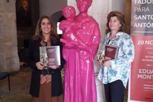 """Este sábado tivemos o lançamento de um livro especial: """"Santo António e o Exérci…"""