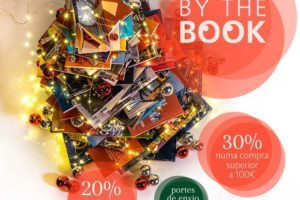 Já escolheu os seus presentes de Natal? E porque não presentes By the Book?  Vej…