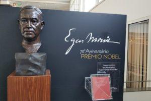 No âmbito do 70º Aniversário do Prémio Nobel a Egas Moniz lançamos a semana pass…
