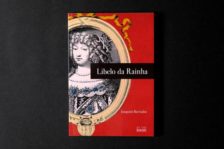 capa do livro Libelo da Rainha