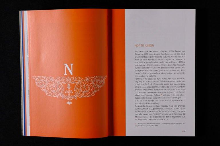 capitulo do livro Arquitectos da Primeira Republica M a Z