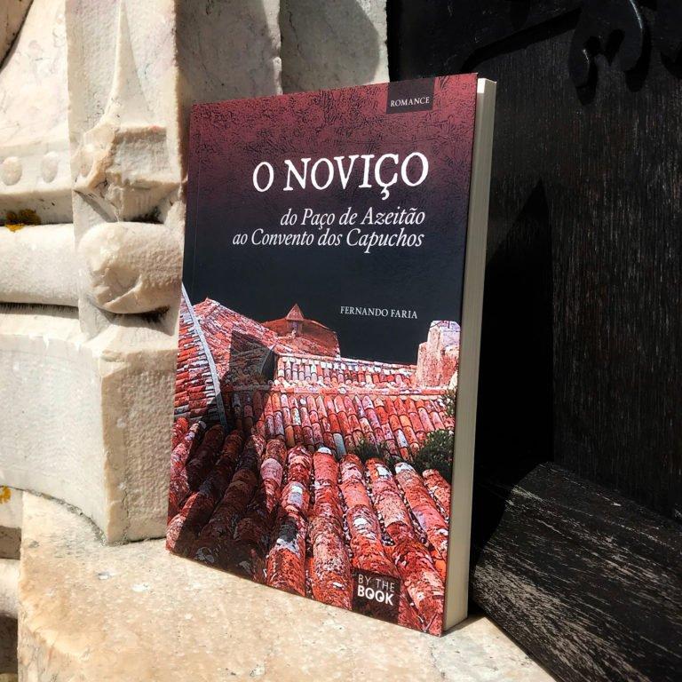 capa do romance O Novico