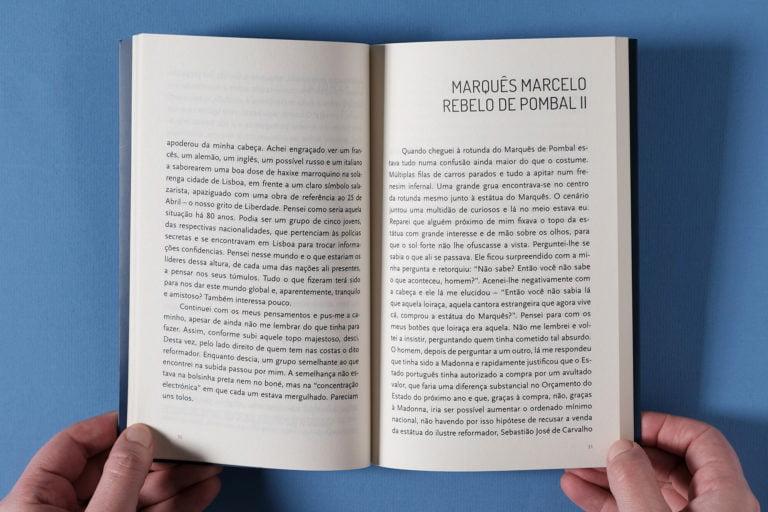 capitulo do livro Passeio Moderno