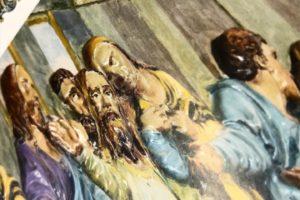 Hoje dedicamos estas imagens aos nossos leitores apreciadores de arte sacra . …