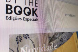 Novo Site By the Book! – Ver tradução