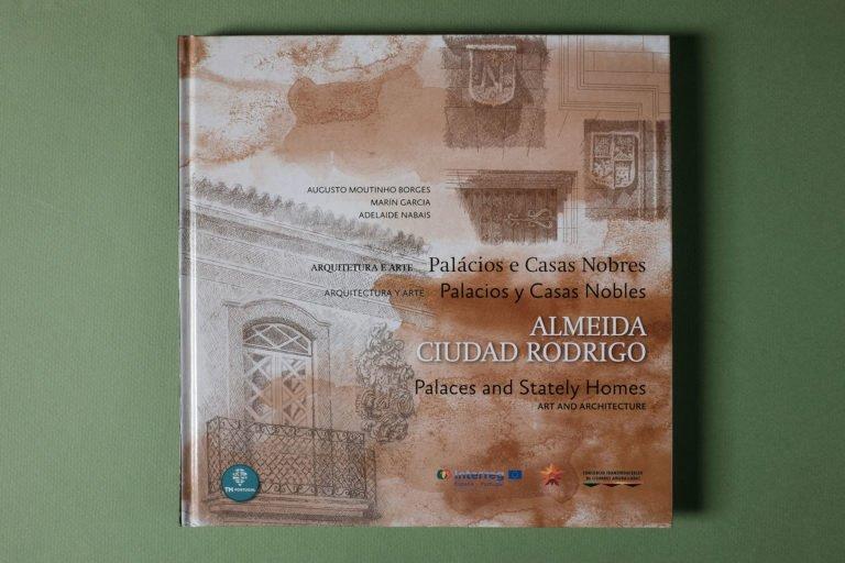capa Palacios Casas Nobres Almeida Ciudad Rodrigo