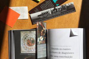Caros leitores, preferem livros com marcadores, gostam tanto de marcadores qu…