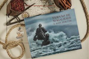 """Mais uma novidade By the Book: """"Fernão de Magalhães: O Mar sem Fim"""", de Manuel V…"""