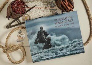 """Mais uma novidade By the Book: """"Fernão de Magalhães: O Mar sem Fim"""", de Manuel V..."""
