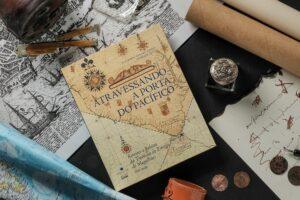 """NOVIDADE BTB : """"Atravessando a Porta do Pacífico: Roteiros e Relatos da Travessi..."""