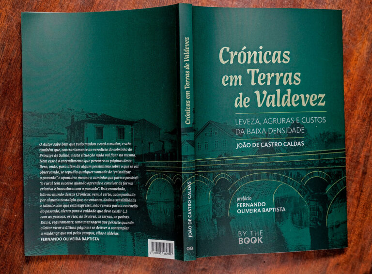 capa cronicas em terras de valdevez