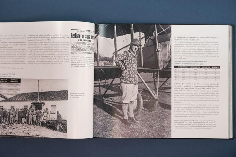 primeira aviadora portuguesa BA1